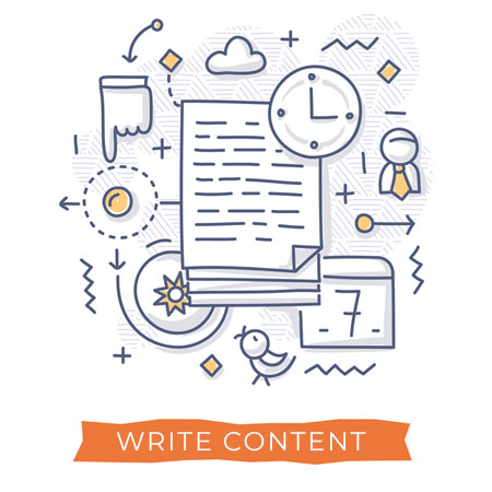 How to Leverage Content to Establish your Brand write 4