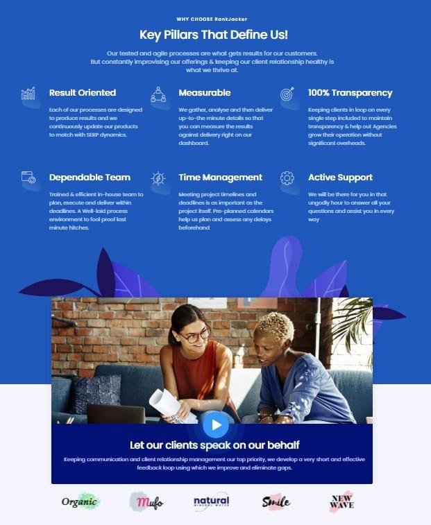 Website Design Agency | Designs that Convert website design 4 2