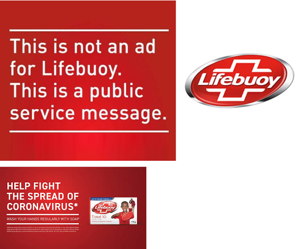 The New Lifebuoy Print Ad Urges Consumers To Use Its Competitors ...
